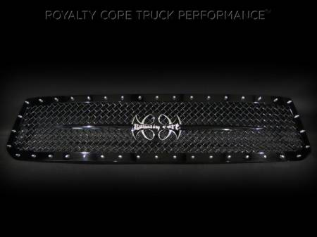 Royalty Core - Toyota Tundra 2014-2020 RC1 Main Grille with Black Sword Assembly - Image 4