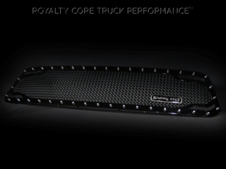 Tundra - 2014-2020 Tundra Grilles - Royalty Core - Toyota Tundra 2014-2020 RC2 Twin Mesh Grille