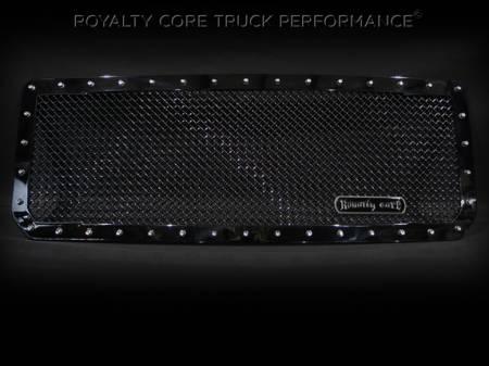 2500/3500 Denali - 2015-2016 - Royalty Core - GMC Denali HD 2500/3500 2015-2017 RC1 Classic Grille