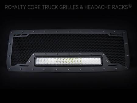 Canyon - 2015-2016 - Royalty Core - GMC Canyon 2015-2016 RCRX LED Race Line Grille
