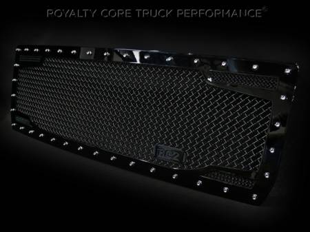Canyon - 2015-2016 - Royalty Core - GMC Canyon 2015-2016 RC2 Twin Mesh Grille