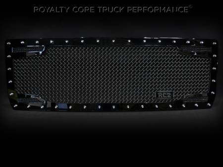 Royalty Core - GMC Canyon 2015-2018 RC2 Twin Mesh Grille - Image 2