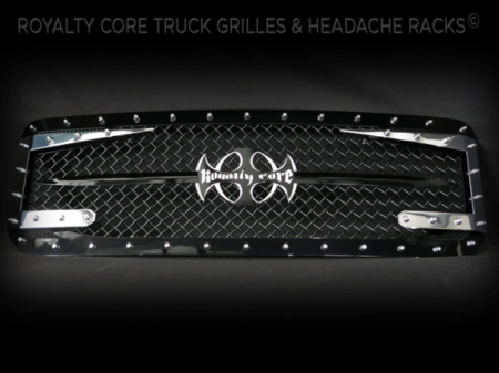 Canyon - 2015-2016 - Royalty Core - GMC Canyon 2015-2016 RC3DX Innovative Grille