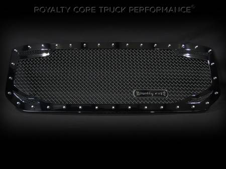 Grilles - RC2 - Royalty Core - GMC Yukon & Denali 2007-2014 RC2 Twin Mesh Grille