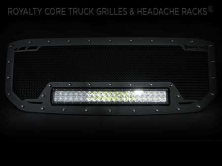 Royalty Core - GMC Yukon & Denali 2015-2020 RCRX LED Race Line Grille - Image 2