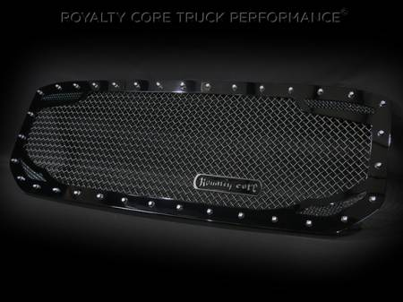 Royalty Core - GMC Yukon & Denali 2015-2020 RC2 Twin Mesh Grille - Image 4