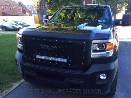 Royalty Core - GMC Sierra HD 2500/3500 2015-2019 RCRX LED Race Line Grille - Image 2
