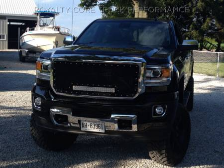 GMC Sierra HD 2500/3500 2015-2018 RC1X Incredible LED Grille