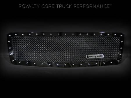 Grilles - RC1 - Royalty Core - Chevrolet Suburban, Tahoe, Avalanche 2007-2014 RC1 Classic Grille
