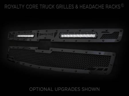 Royalty Core - Chevrolet Suburban & Tahoe 2015-2018 RCRX LED Race Grille-Top Mount LED - Image 3