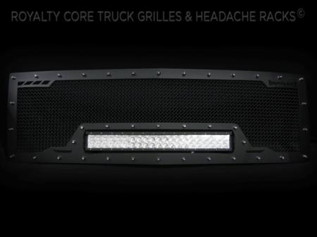 Royalty Core - Chevrolet 1500 2014-2015 RCRX LED Race Line Grille(NON Z71) - Image 2