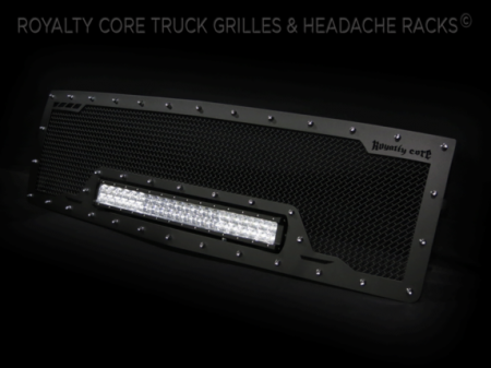 Royalty Core - Chevrolet 1500 2014-2015 RCRX LED Race Line Grille (NON Z71) - Image 3