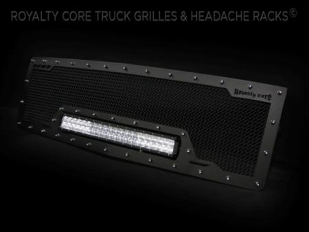 Royalty Core - Chevrolet 1500 2014-2015 RCRX LED Race Line Grille(NON Z71) - Image 3