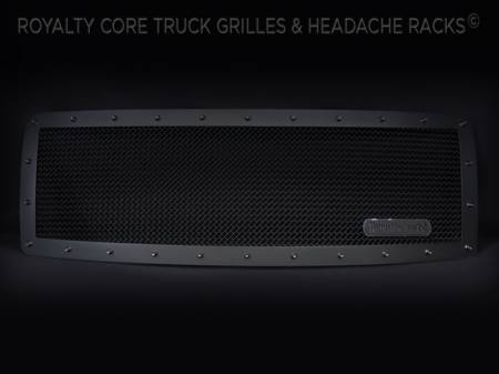 Grilles - RCR - Royalty Core - Ford F-150 2013-2014 RCR Race Line Grille