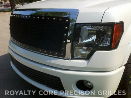 Royalty Core - Ford F-150 2013-2014 RC1 Classic Grille - Image 3