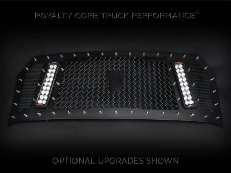 F-150 - 2015+ - Royalty Core - Ford F-150 2015-2017 RCX Explosive Dual LED Full Grille Replacement
