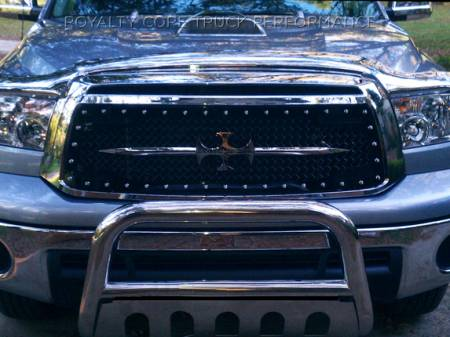 Royalty Core - Toyota Tundra 2007-2009 RC2 Main Grille with Chrome Sword Assembly