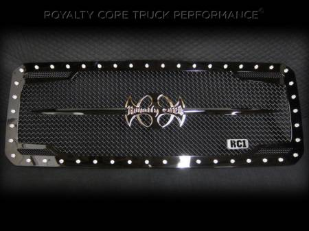 F-150 - 2013-2014 - Royalty Core - Ford F-150 2013-2014 RC2 Main Grille with Sword Assembly