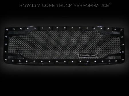 Royalty Core - GMCDenaliHD 2500/3500 2011-2014 RC2 Twin Mesh Grille - Image 2