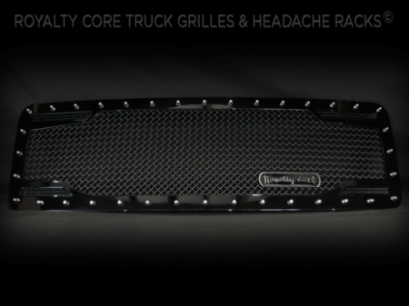 Grilles - RC2 - Royalty Core - Ford F-150 2013-2014 RC2 Twin Mesh Grille