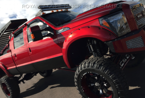 Royalty Core 2014 F350 Cover