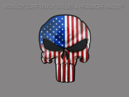 Emblems - Royalty Core - American Punisher