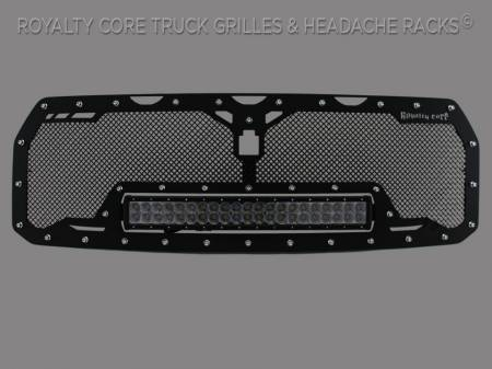 Raptor - 2017+ Raptor Grilles - Royalty Core - Ford Raptor 2017+ RCRX LED Race Line Grille
