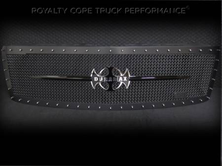 Emblems - Royalty Core - Duramax w/ Sword Assy