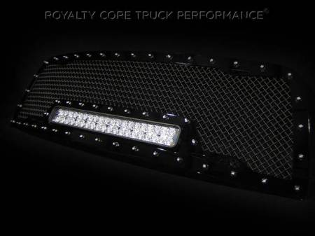Royalty Core - Dodge Ram 1500 2009-2012 RC1X Incredible LED Grille - Image 2