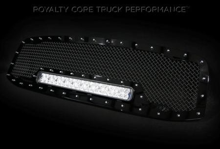 Royalty Core - Dodge Ram 2500/3500/4500 2006-2009 RC1X Incredible LED Grille - Image 3