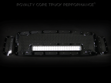 Excursion - 1999-2004 - Royalty Core - Ford SuperDuty 1999-2004 RC1X Incredible LED Grille