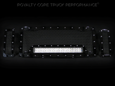 SuperDuty - 2008-2010 - Royalty Core - Ford SuperDuty 2008-2010 RC1X Incredible LED Grille