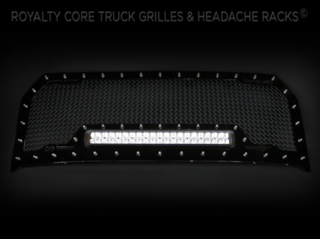 F-150 - 2015+ - Royalty Core - Ford F-150 2015-2017 RC1X Incredible LED Full Grille Replacement