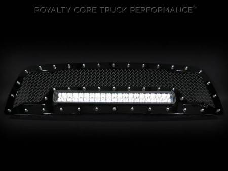 Tundra - 2007-2009 - Royalty Core - Toyota Tundra 2007-2009 RC1X Incredible LED Grille