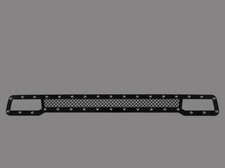 2500/3500/4500 - 2010-2012 2500, 3500, & 4500 Grilles - Royalty Core - Dodge Ram 2500/3500/4500 2010-2012 Bumper Grille