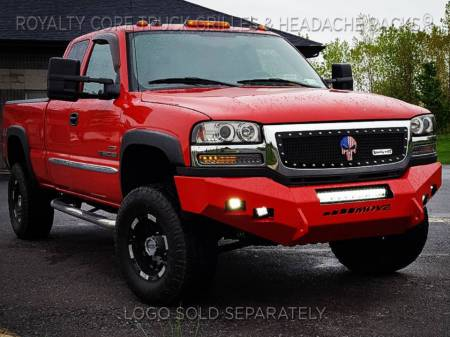 Royalty Core - GMC Sierra HD 2500/3500 2003-2006 RC1 Classic Grillle - Image 6