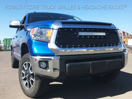 Royalty Core - Toyota Tundra 2014-2020 RCRX LED Race Line Grille-Top Mount LED - Image 5