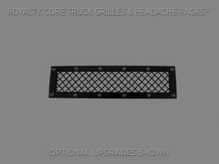 F-150 - 2013-2014 - Royalty Core - Ford F-150 2013-2014 Bumper Grille
