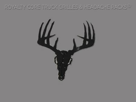 Emblems - Royalty Core - White Tail Deer