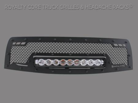 Tundra - 2010-2013 Tundra Grilles - Royalty Core - Toyota Tundra 2010-2013 RC1X Incredible LED Grille