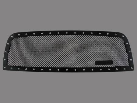 2500/3500/4500 - 2010-2012 - Royalty Core - Dodge Ram 2500/3500/4500 2010-2012 RC1 Classic Grille