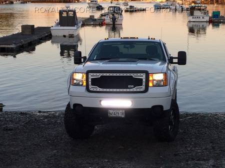 Grilles By Vehicle - GMC