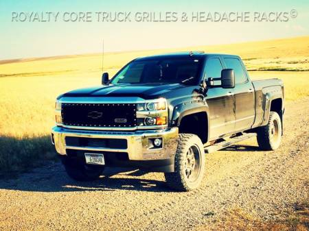 Grilles By Vehicle - Chevy Grilles - 2500/3500