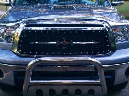 Toyota Grilles - Tundra - 2010-2013 Tundra Grilles