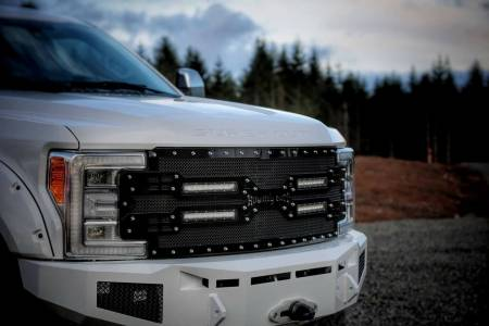 Grilles By Vehicle - Ford Grilles - Super Duty