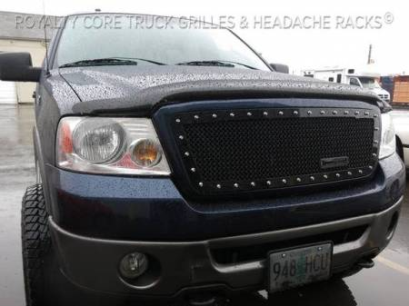 Ford Grilles - F-150 - 2004-2008 F-150 Grilles
