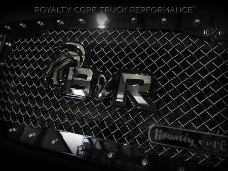 Gallery - CUSTOM DESIGNED LOGOS - Royalty Core - B&R; Custom Logo