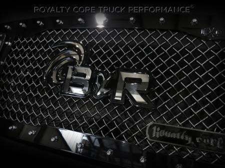 Gallery - CUSTOM DESIGNED LOGOS - Royalty Core - B&R; Custom Logo