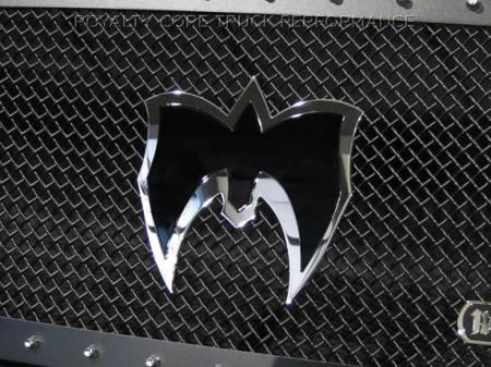 Gallery - CUSTOM DESIGNED LOGOS - Royalty Core - Bat Emblem
