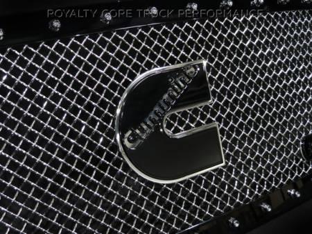 Gallery - CUSTOM DESIGNED LOGOS - Royalty Core - Cummins C Logo